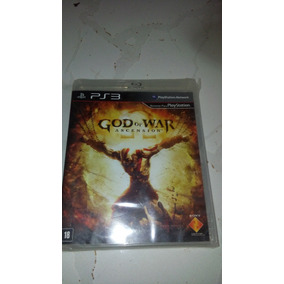 God Of War Ascension Ps3 Dublado