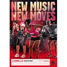 Les Mills Body Pump Mix 75 Envio Hoy