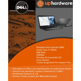 Dell Latitude 5580 I7-7600u 8gb 256ssd 15 Hd Linux 2 Años