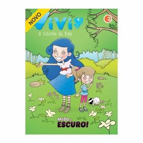 Revista Vivi A Gotinha Da Vida Nr 2 (medo Do Escuro)