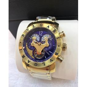 ef3f880c30b Relógios Masculinos - Relógio Bvlgari Masculino no Mercado Livre Brasil
