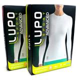 Camisa Térmica Feminina Lupo Uv 50+ Protection 71610 Branca 94be5c084dfca