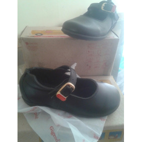 Zapato Escolar Colegial Gigetto Talla 26