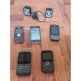 Lote Celulares Usados Y Bocina Sony, Motorola, Nokia,