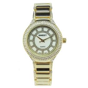Reloj Sweet 1927ls Acero Cristales Swarovski Tienda Oficial