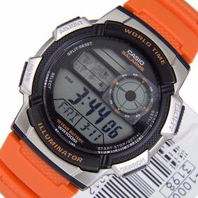 2519f59f558 Relogio Casio 1 1000 Alarme Arremate 1 Real Leilão - Relógios De ...