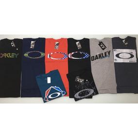 85a7ade316420 Camisa Da Oakley Barata - Calçados, Roupas e Bolsas no Mercado Livre ...