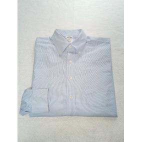 Camisa Brooks Brothers Slim Fit Con Detalle