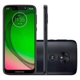 Smartphone Motorola Moto G7 Tela 5,7 Camera De 13mp Dourado