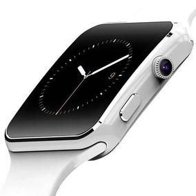 Smartwatch X6 Com Câmera