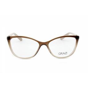 Armação De Oculos Feminino Grazy - Óculos no Mercado Livre Brasil e4d3fe8a6a