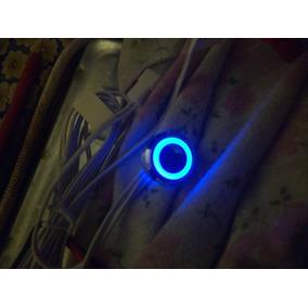 Botao Sensor Toque Embutir Armario Balcão Para Led 12v 24v