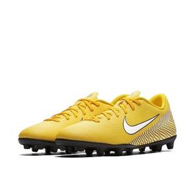 Chuteira Campo Nike Neymar Ousadia Alegria - Chuteiras de Campo para ... 5f39a58bb39e7