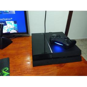 Playstation 4 Ps4 Fat + 23 Jogos