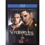 Blu Ray Supernatural 7ª Temporada