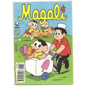Lote 03 - 07 Revistas Da Magali - Conforme Fotos