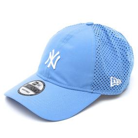Bone New York Yankees Azul Aba Curva - Bonés no Mercado Livre Brasil 98fc4450dec72