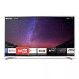 Smart Tv Led Sharp 32 Sh3216mhix Netflix Cuotas Sin Interes!