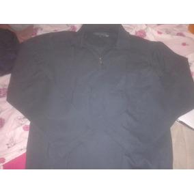 83aa946b6e Camisa Polo - Manga Longa - Tam. G - C  Zipper!