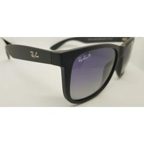 Ray Ban Justin 4165 Emborrachado Armacoes - Óculos no Mercado Livre ... 35518c4715