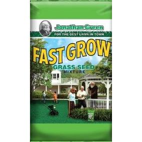Jonathan Green 10820 Grow Fast Mix Semillas Hierba 3 Libras