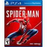 Spiderman.-ps4