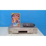 Video Cassete Sony Slv Ex90s 6 Cabeças Hi Fi Stereo +vhs