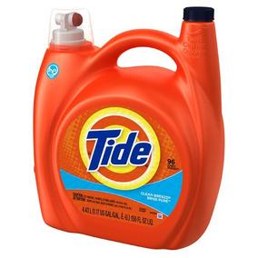 Detergente Líquido Tide 4.4 L 96 Lavadas