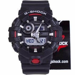 Relógio Casio Masculino G-shock Ga-700 Preto Oferta