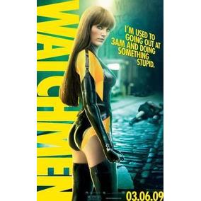 Poster Cartaz Watchmen #2 - 30x42cm