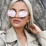 Óculos De Sol Love Punch Gatinha Chique Feminino 878940d30d