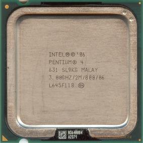 Intel Pentium 4 631 Ht 2m Cache 3.00 Ghz 800 Mhz