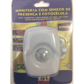 Sensor Iluminação Sip30p