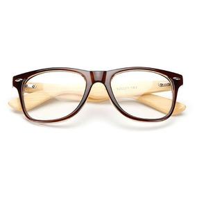 Oculos De Sol Com Haste De Madeira Grau - Óculos no Mercado Livre Brasil 80a43e6074