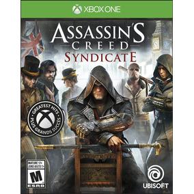 Assassins Creed Syndicate Trilingual Gh Xbox1