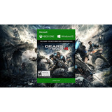 Gears Of War 4 Xbox One/pc Codigo Digital