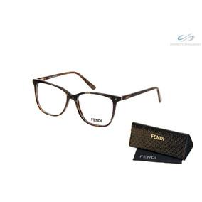 78f6740b3b9f4 Armação Feminina Óculos Para Grau Fendi Acetato Premium