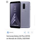Samsung A6 + 3 Meses De Uso