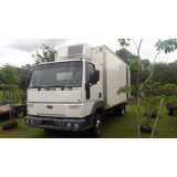 Ford Cargo 915 Carroceria Refrigerada Equipo Thermo King