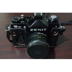 Máquina Fotográfica Zenit 12 Xp Made In Ussr