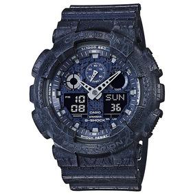 Relógio Casio, G-shock Ga-100cg Original C/ Nf-e Garantia!