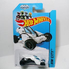 Hot Wheels Max Steel - Turbo Racer