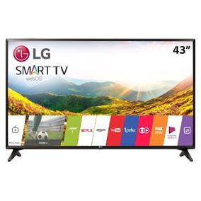 Tv Smart 43 Pol, Lg,modelo 43lj5550 Nao Fazemos Envio!!!!!!!