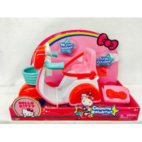 Hello Kitty Scotter Incluye Bolsa
