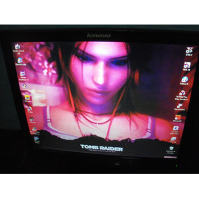 Monitor Lcd Lenovo 15 Con Defecto Vendo O Cambio