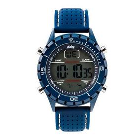 Reloj Zelvy Gdw10-049 Marino Dama Pv