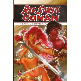 Red Sonja / Conan: Sangue Divino