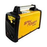 Máquina Inversor De Solda 160a 220volts Sp160p Spin Power