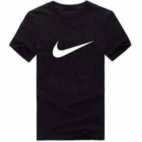 Camisa Nike Preta Dourado Camisetas Manga Curta - Camisetas e Blusas ... 7747369f1cbd4