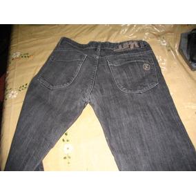 Pantalon Jean Pat Duffy La Oveja Surfera Elastizado Recto 6a1a27ee898c